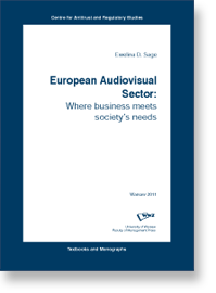 European Audiovisual Sector: Where business meets society's needs